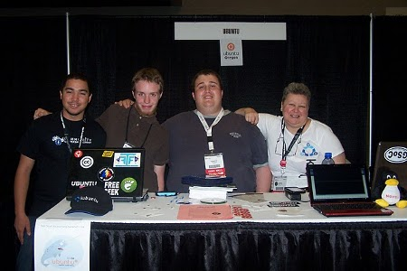 Ubuntu Oregon at OSCON 2011